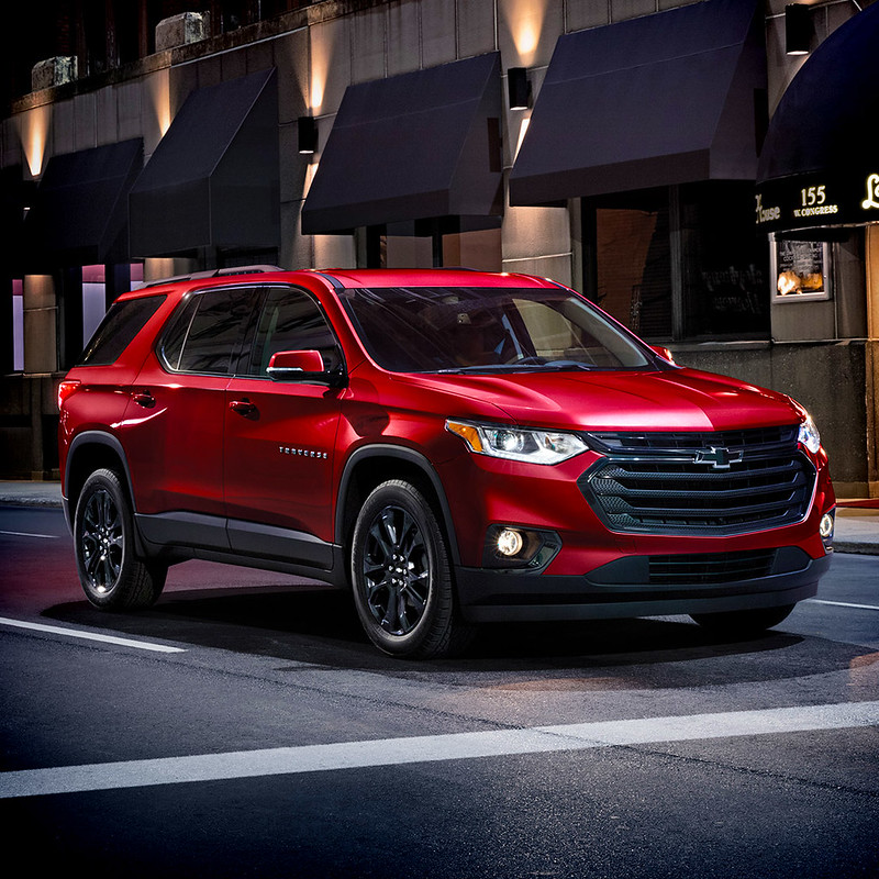 2020 Chevrolet Traverse | Garland, TX